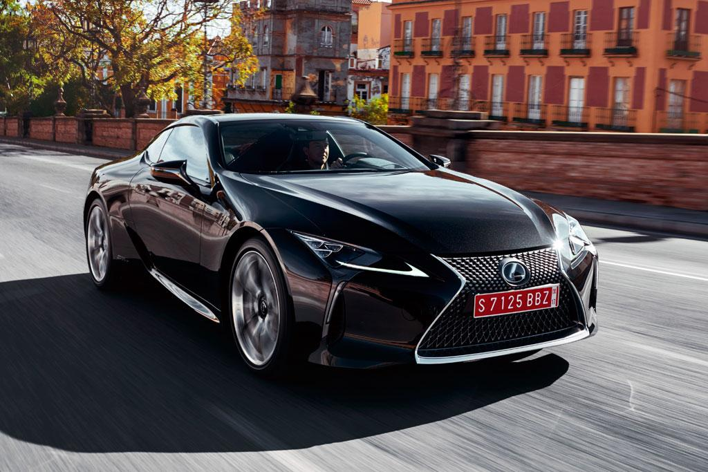 lexus lc 500 2017 review. Black Bedroom Furniture Sets. Home Design Ideas