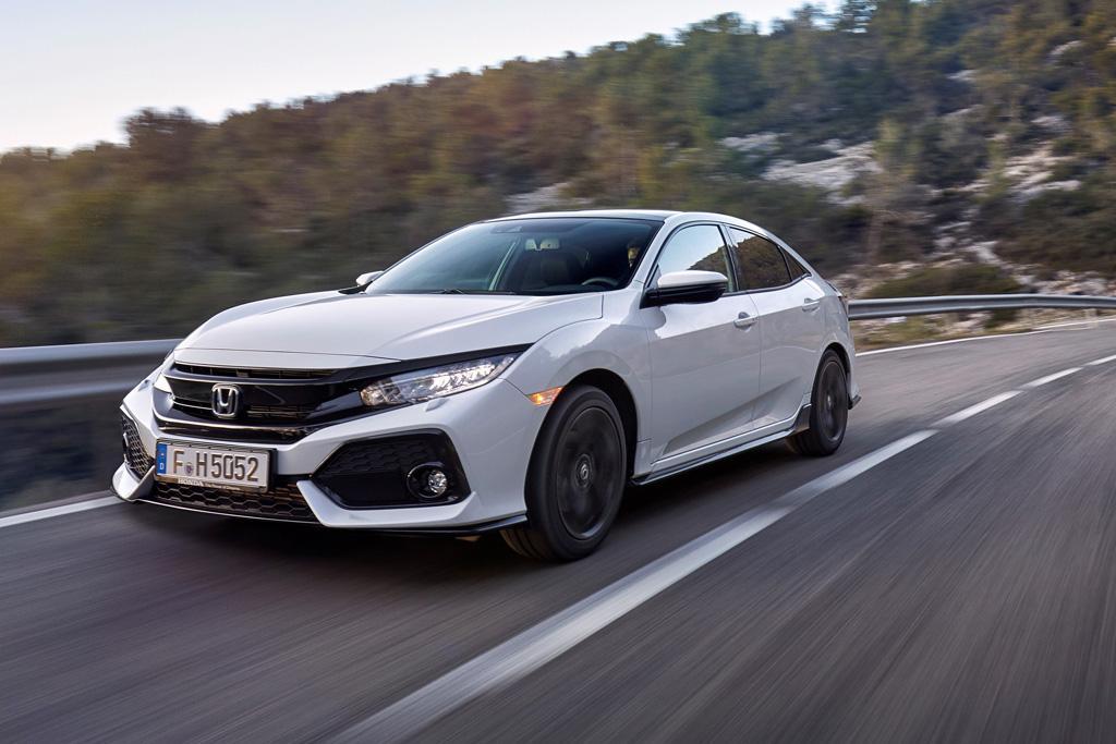 Honda Civic hatch 2017 Review - motoring.com.au