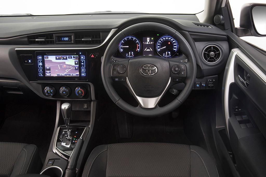 Toyota Corolla Sedan Updated Motoring Au