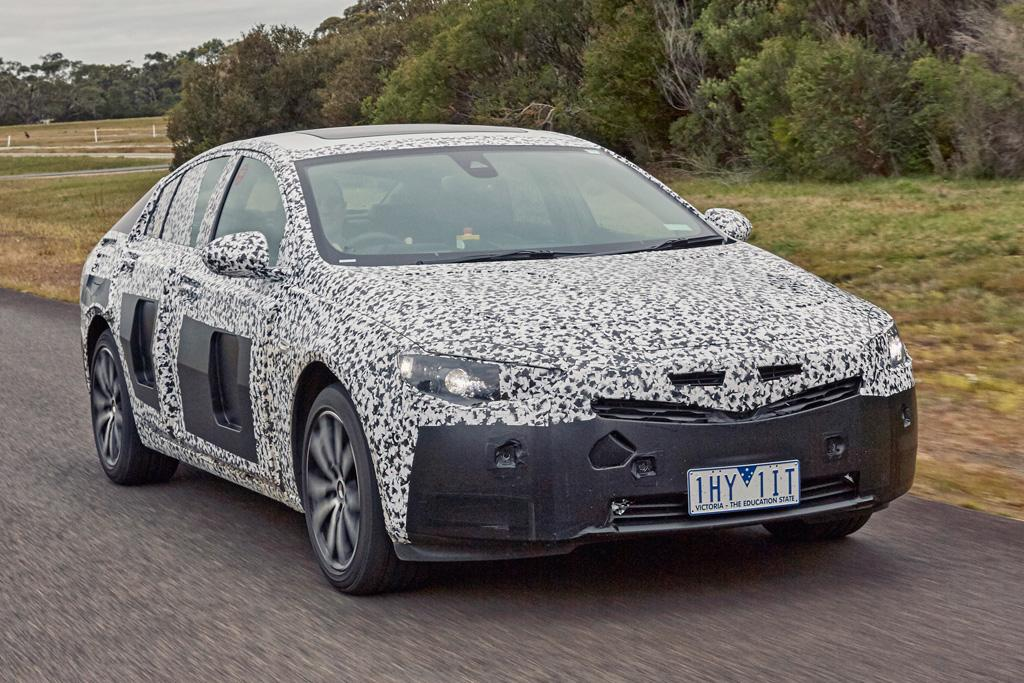 Full details: 2018 Holden Commodore VXR - motoring com au