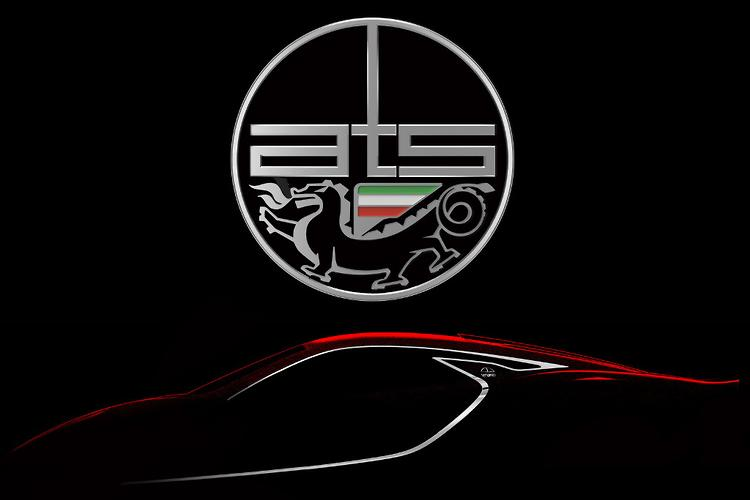 ATS Automobili Teases New GT Supercar For Salon Privé Debut