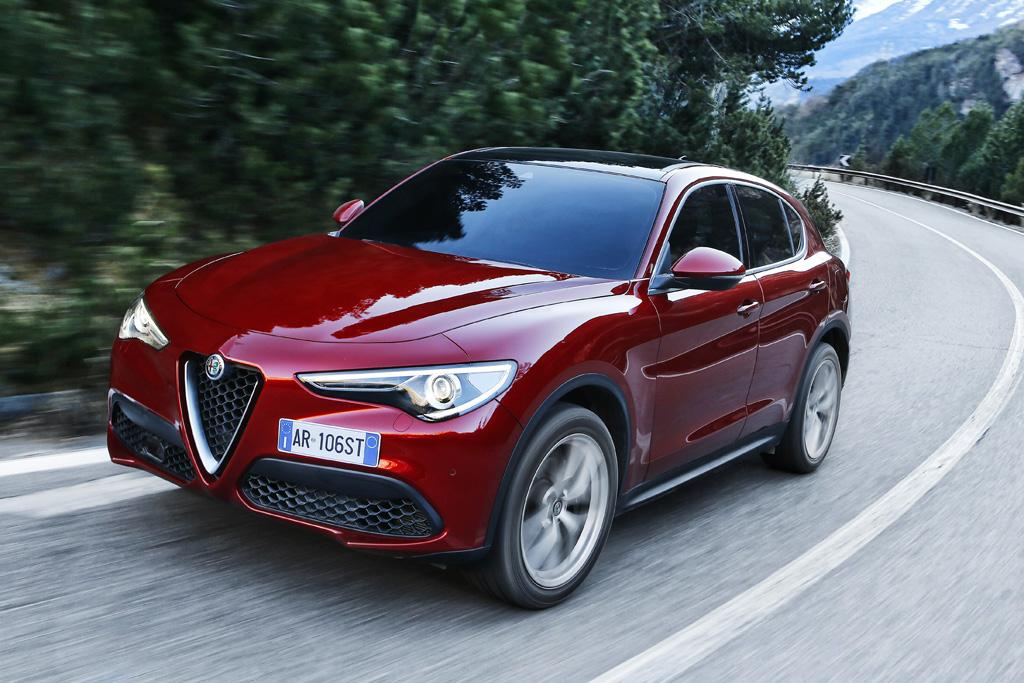 Alfa Romeo Stelvio 2017 Review 106197 on types of volkswagen cars