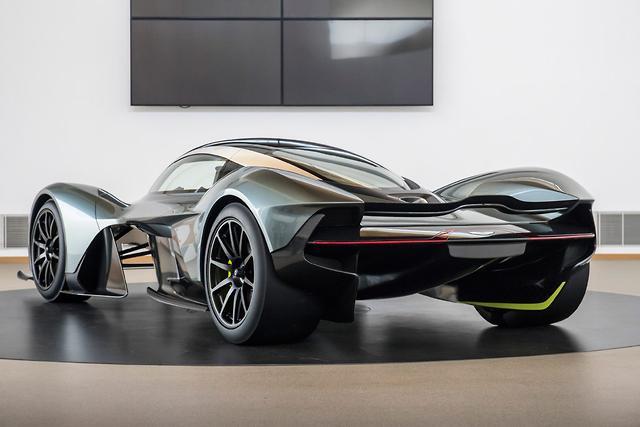 Best of British: Aston Martin AM-RB 001 Concept - motoring ...