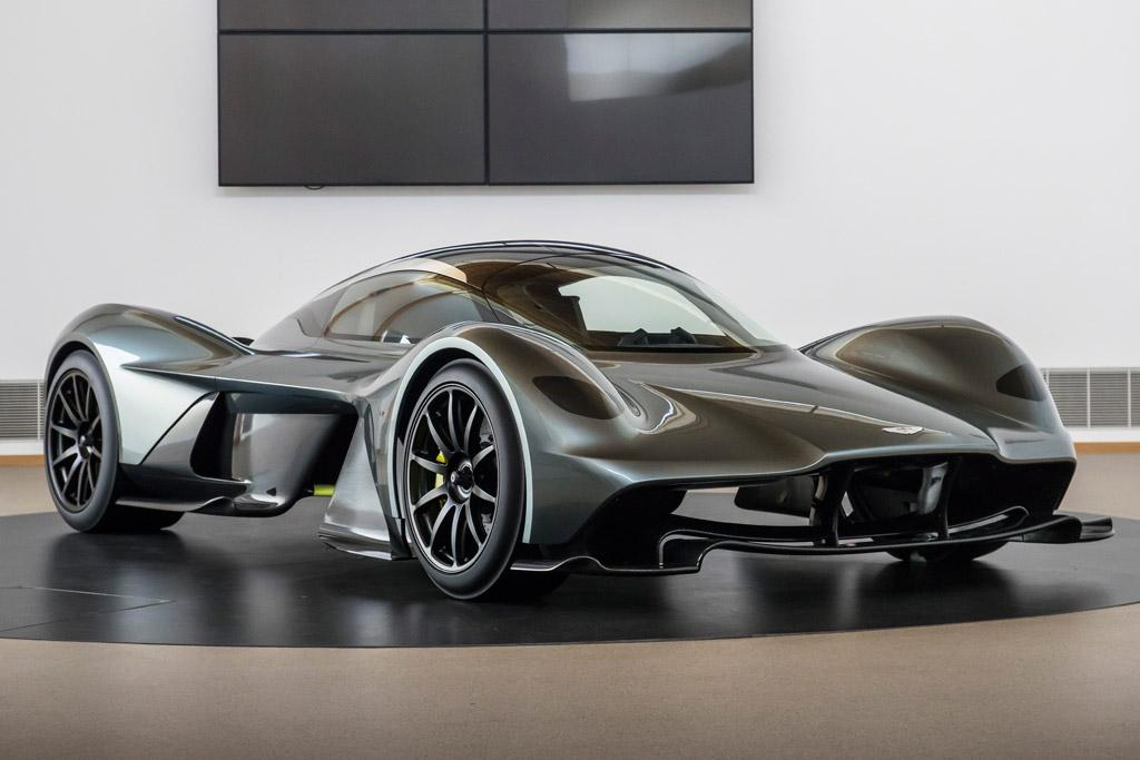 Aston Martin AM-RB 001 in big demand - motoring.com.au