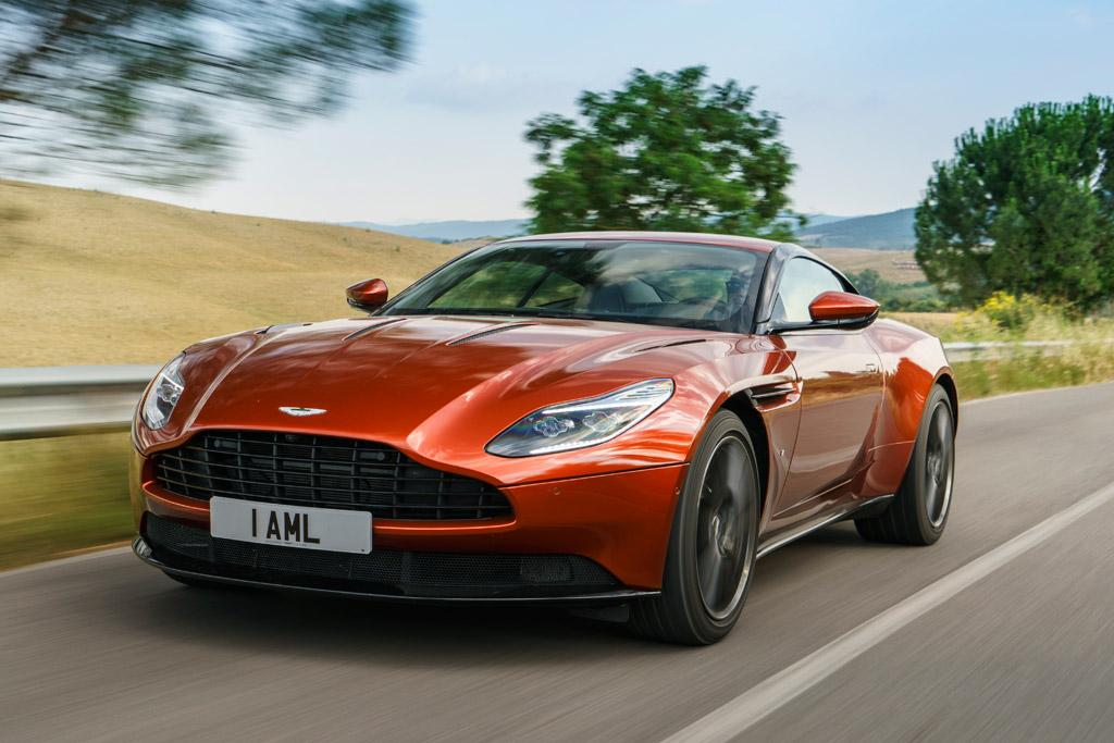 Aston Martin Db11 2016 Review Motoring Com Au