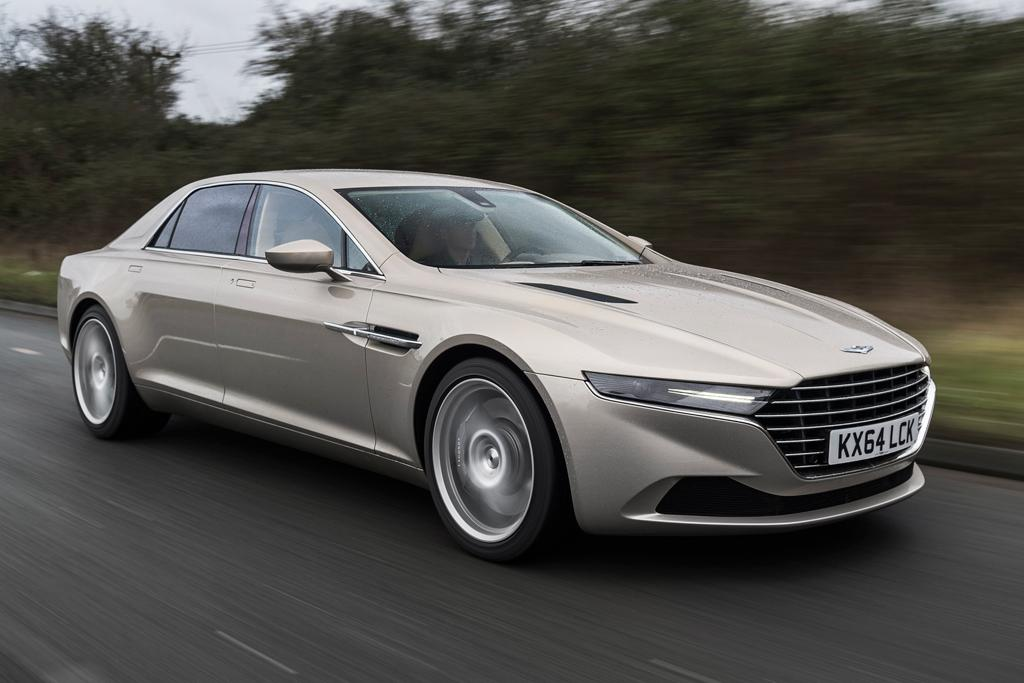 aston martin lagonda taraf 2016 review