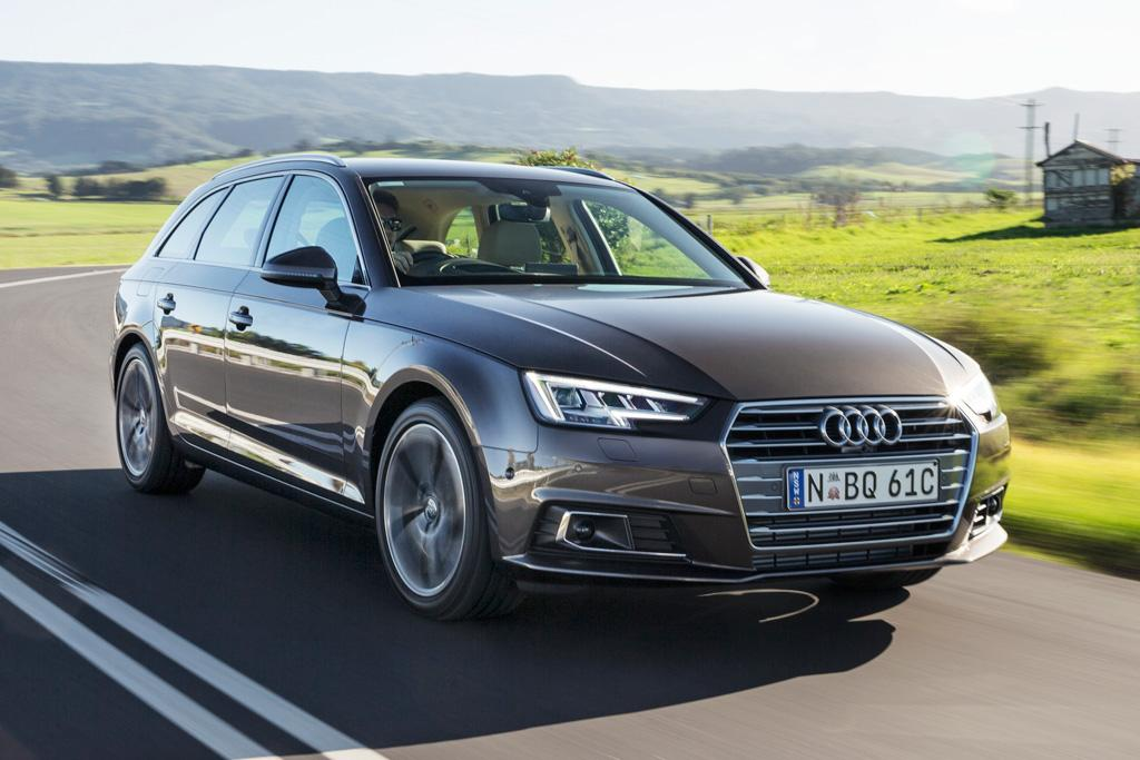 Audi A4 Avant 2016 Review - motoring.com.au