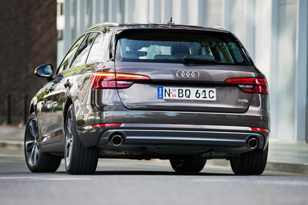 Audi A4 Avant 2016 Review - motoring.com.au