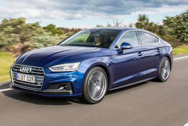 Audi a5 2 litre tdi review 8