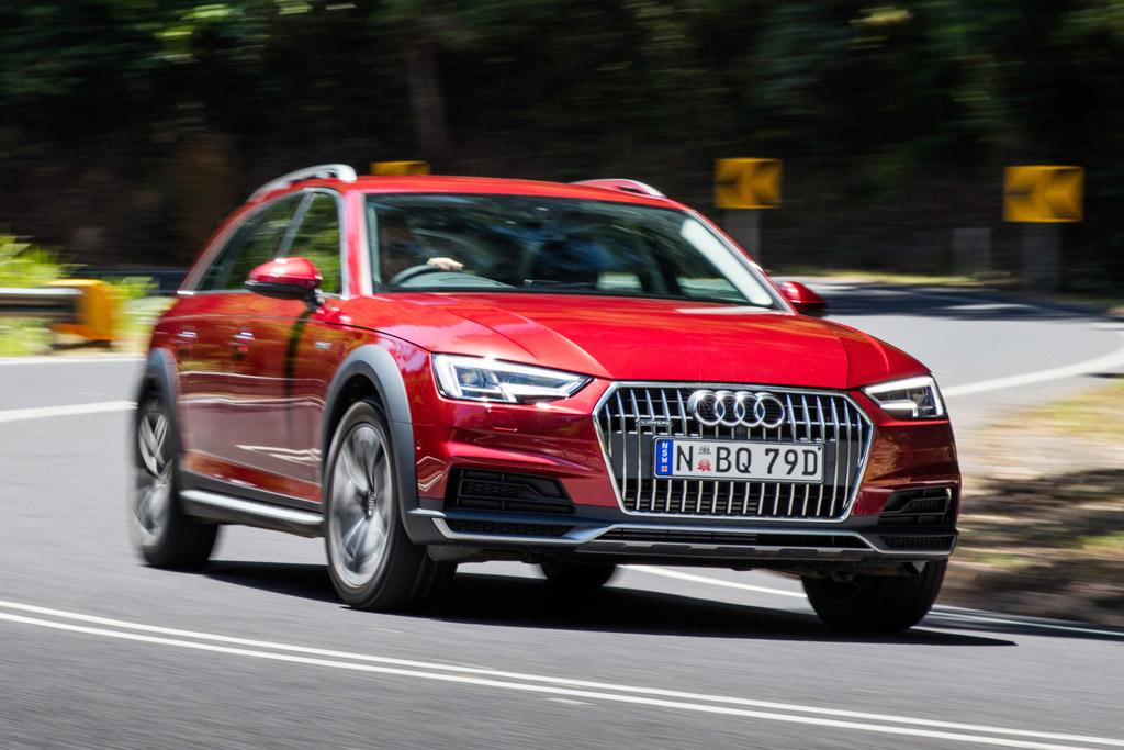 Audi A4 Allroad Quattro 2016 Review Motoring Com Au