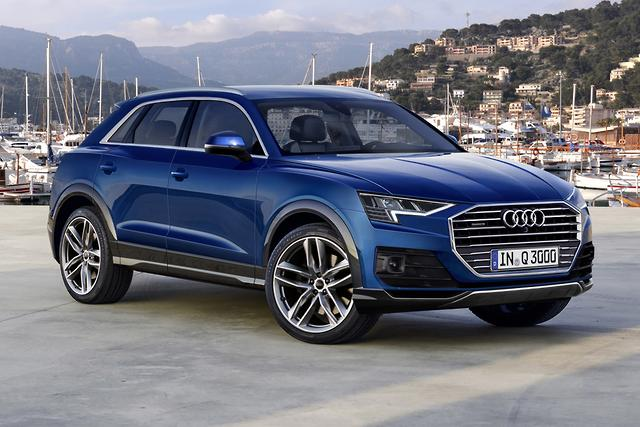 Audi A1 And Q3 All New For 2018 Motoring Com Au