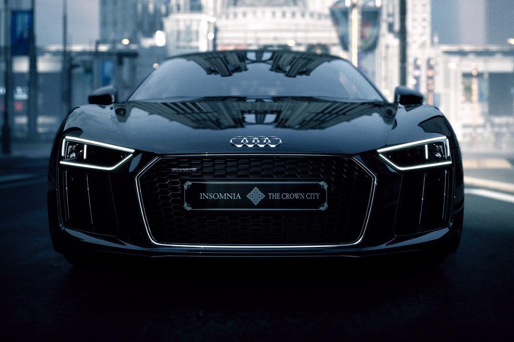 Audi R8 Star of Lucis - motoring.com.au