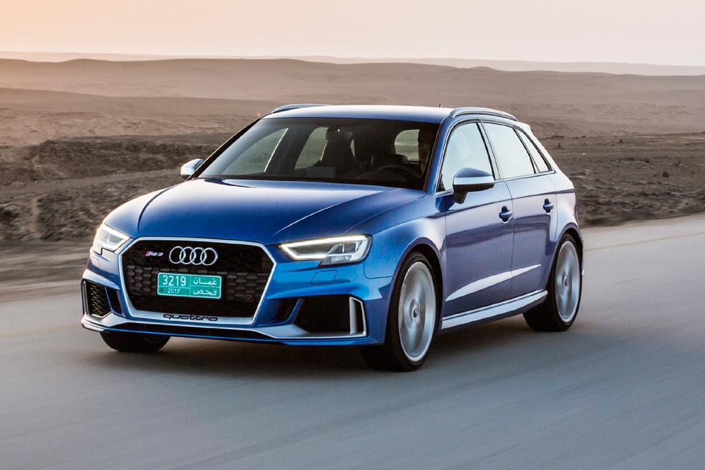 Audi RS 3 2017 Review  motoringcomau