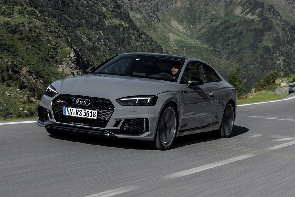 Mercedes Amg Coupe 2017 >> Audi RS 5 Coupe 2017 Review - motoring.com.au