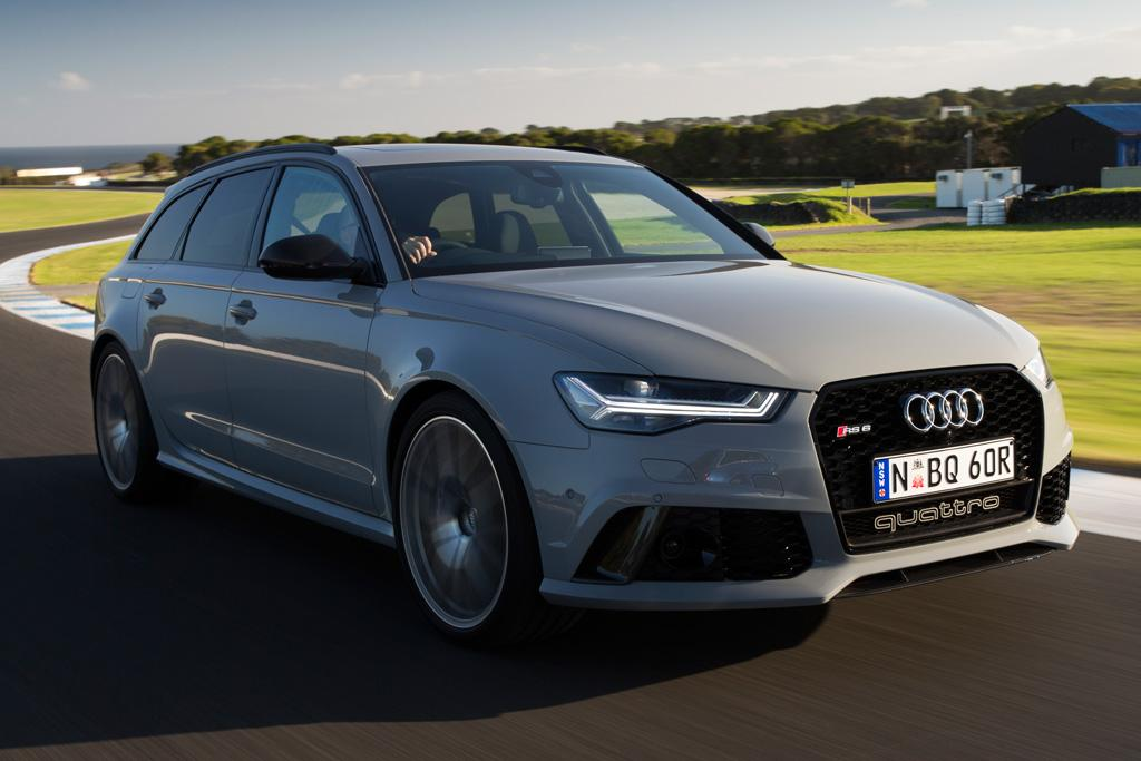 Audi Rs 6 And Rs 7 Performance 2016 Review Motoring Com Au