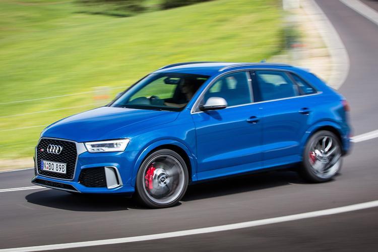 Audi RS Q3 Performance 2016 Review   Motoring.com.au Audi Q Rs On ...