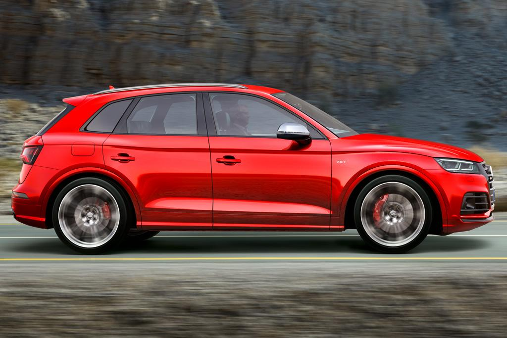 audi rs q5 likely for geneva. Black Bedroom Furniture Sets. Home Design Ideas