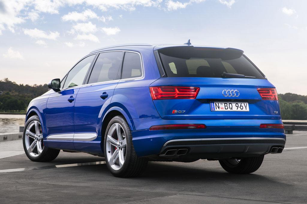 Audi SQ Price And Specifications Revealed Motoringcomau - Audi sq7