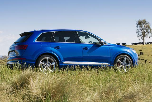 2018 Audi SQ7 TDI: Specs, Design, Price >> Audi Sq7 Price And Specifications Revealed Motoring Com Au