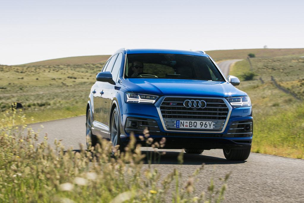 Audi Sq7 2016 Launch Review Motoring Com Au