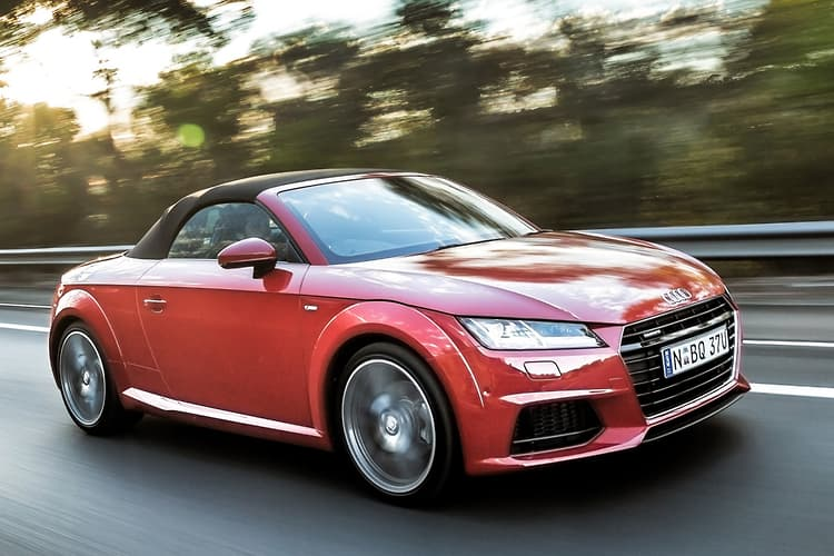 Audi tt coupe for sale australia
