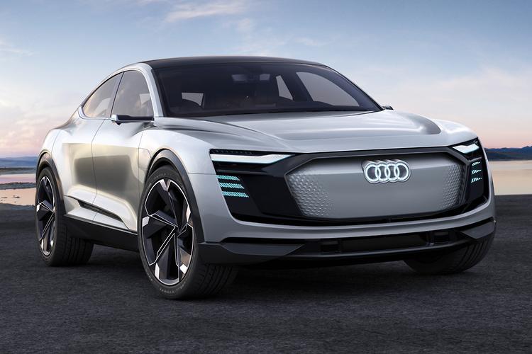 Audi E-tron Sportback To Go Into Production In 2019