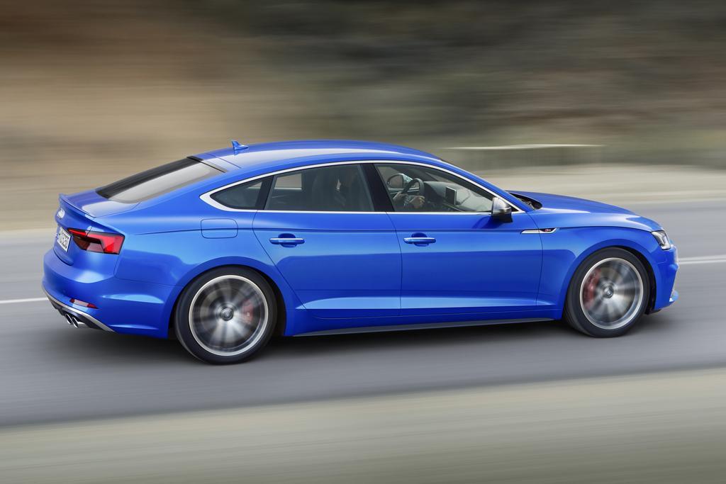 Audi S5 Sportback 2017 Review Motoring Com Au