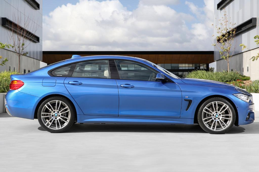 BMW 430i Gran Coupe 2016 Review motoring