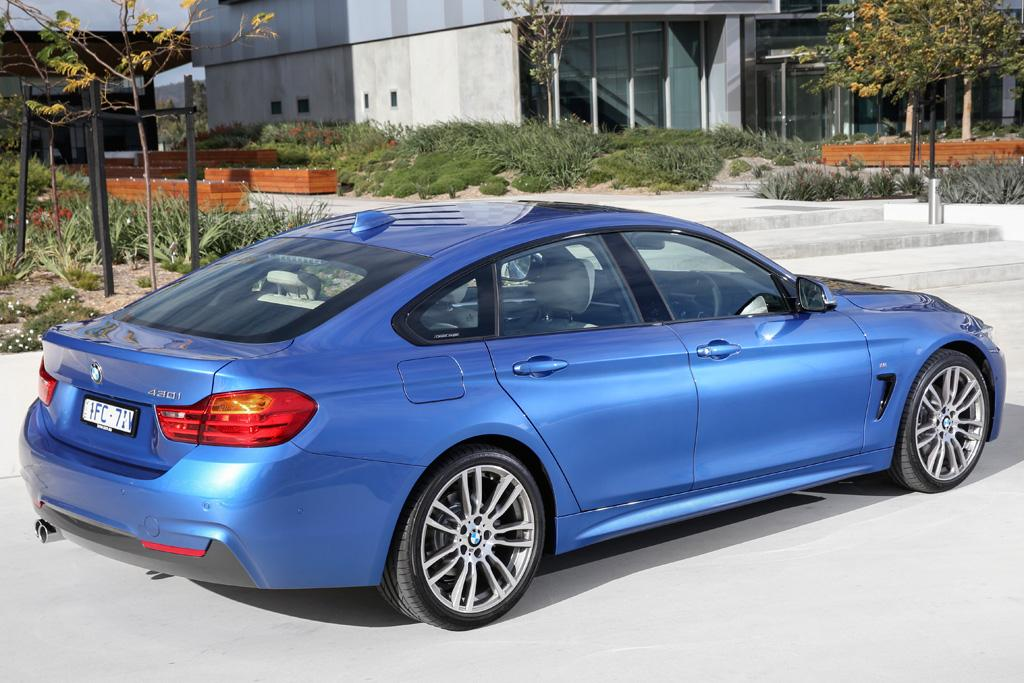 bmw 430i gran coupe 2016 review. Black Bedroom Furniture Sets. Home Design Ideas