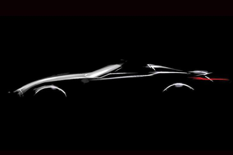 BMW Finally Teases Its New Roadster