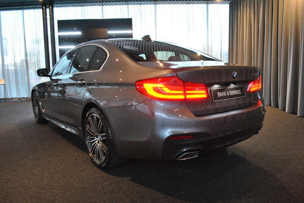 Bmw 5 Series Unveiled In Melbourne Motoring Com Au