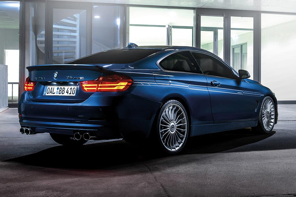 Bmw Alpina For Oz Motoring Com Au