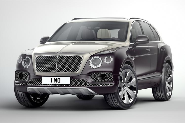Bentley Mulliner Division When Regular High End Luxury