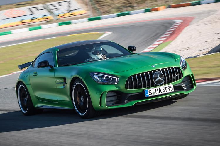 Mercedes Amg Gt R 2017 Review