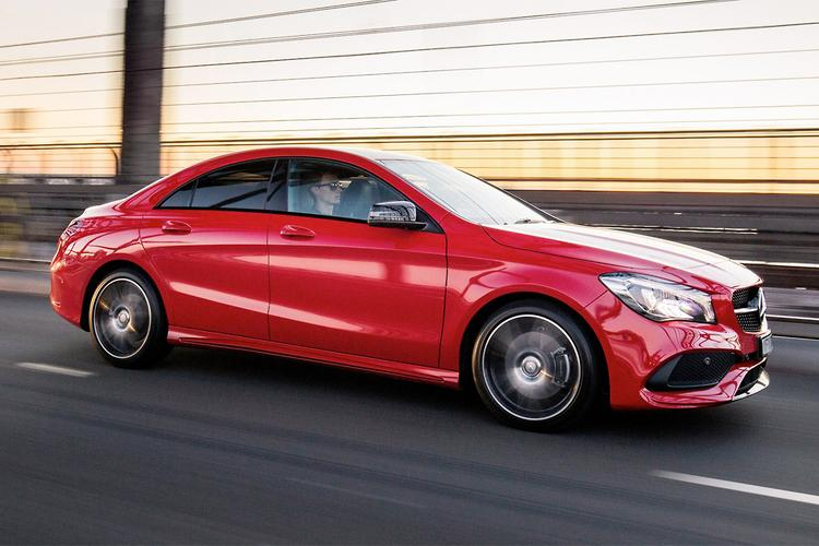 Mercedes benz cla class 2016 review for What s the cheapest mercedes benz