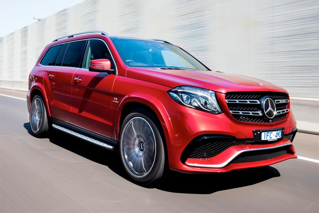 Mercedes benz gls 2016 review for Mercedes benz gls 2016