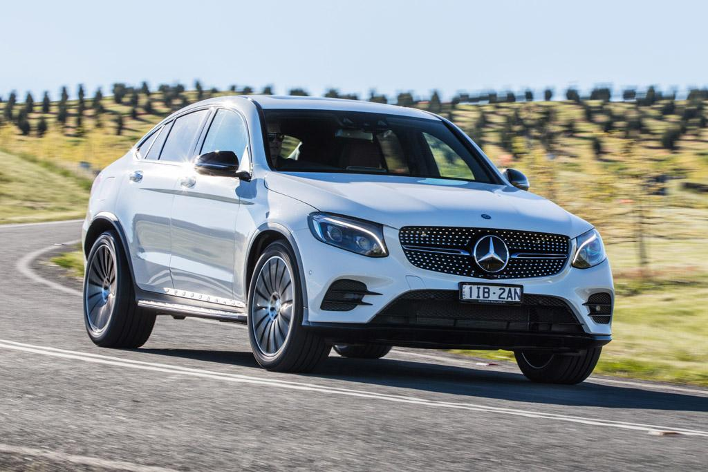 mercedes benz glc coupe 2016 review