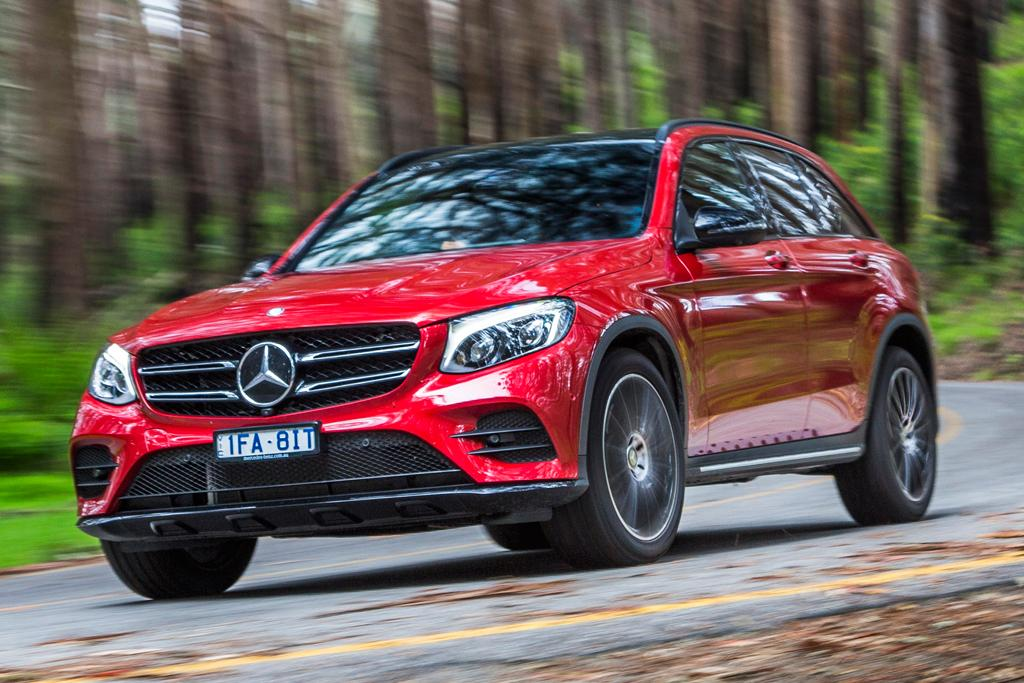 Mercedes benz glc class 2015 review for Mercedes benz glc