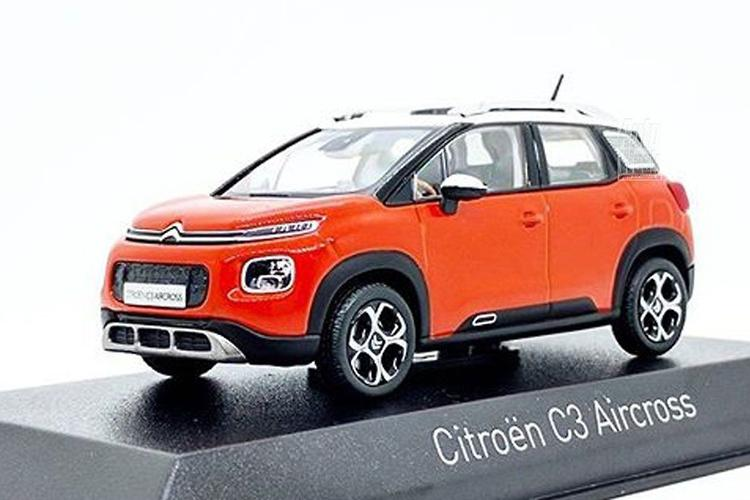 Citroen C3 Aircross revealed… what do you think?