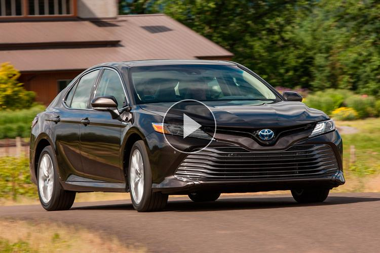 toyota camry 2017 video review. Black Bedroom Furniture Sets. Home Design Ideas