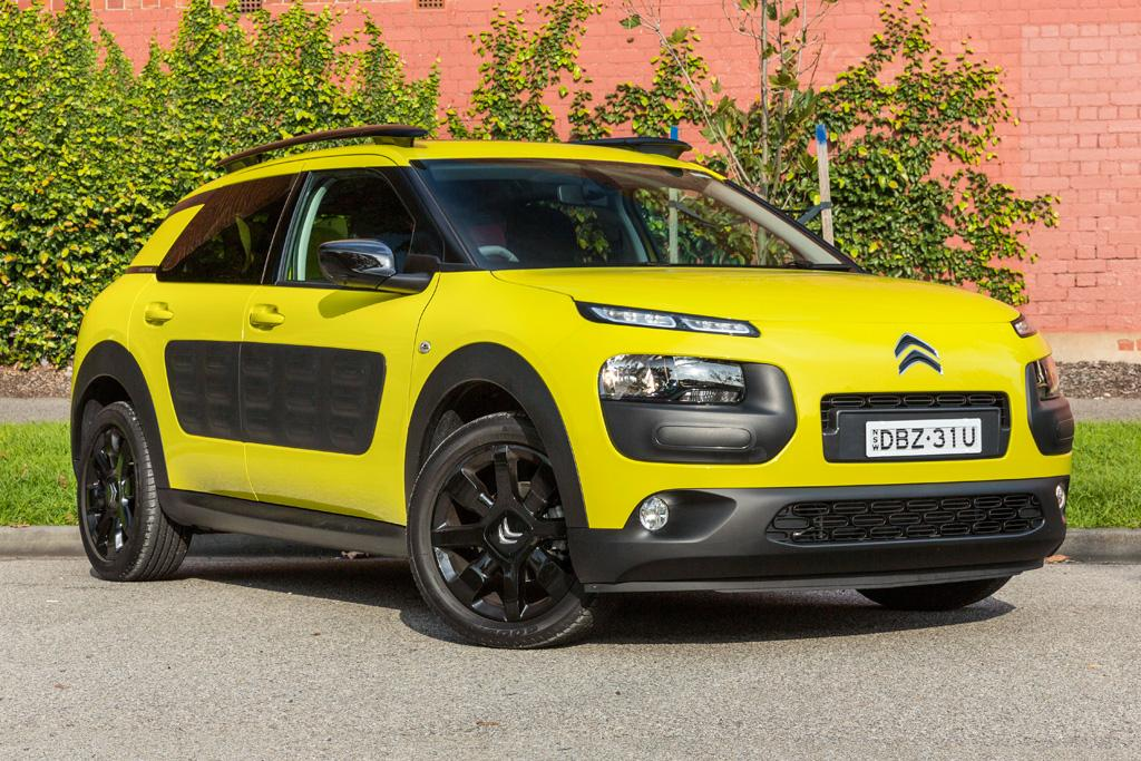 Citroen C4 Cactus Green >> Citroen C4 Cactus 2016 Review - motoring.com.au