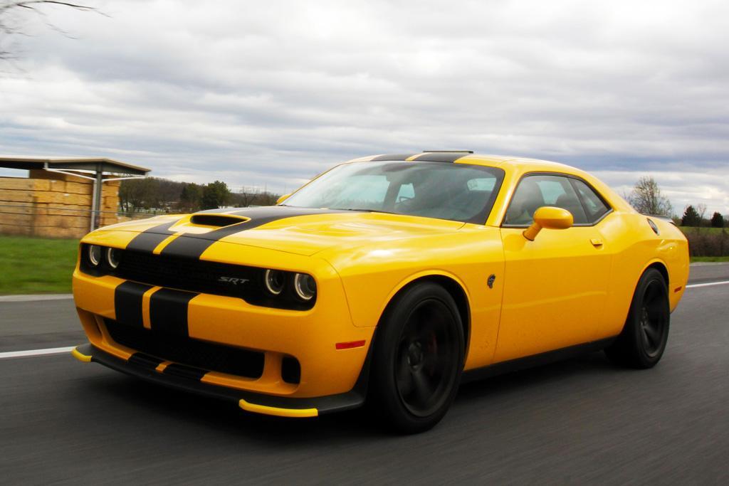 Dodge Challenger Hellcat For Sale >> Dodge Challenger Hellcat 2017 Review - motoring.com.au