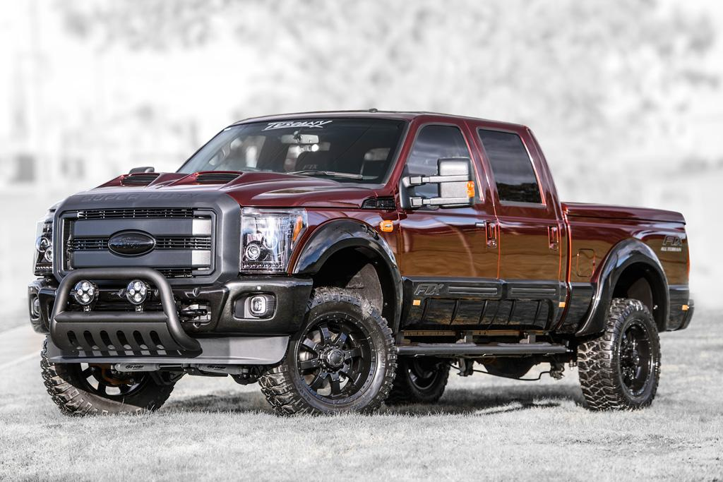 Ford Tuscany Price >> First F-150 Black Ops rolls off the line in Oz - motoring.com.au