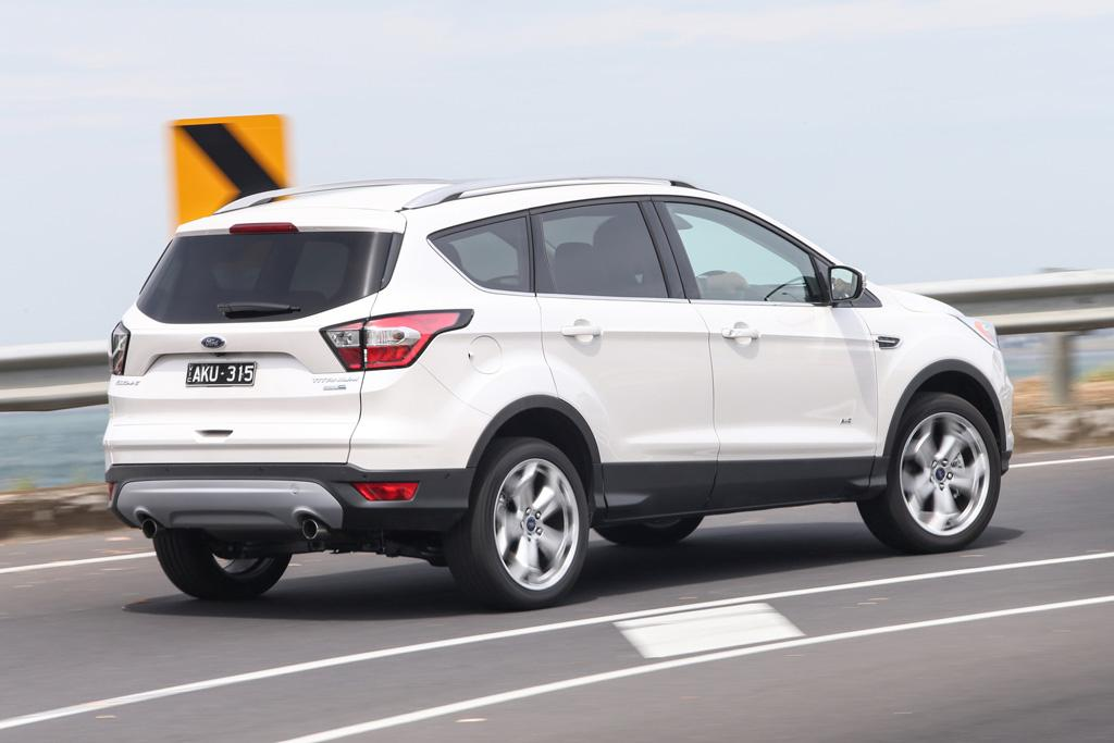 Ford Escape 2017 Review - motoring.com.au