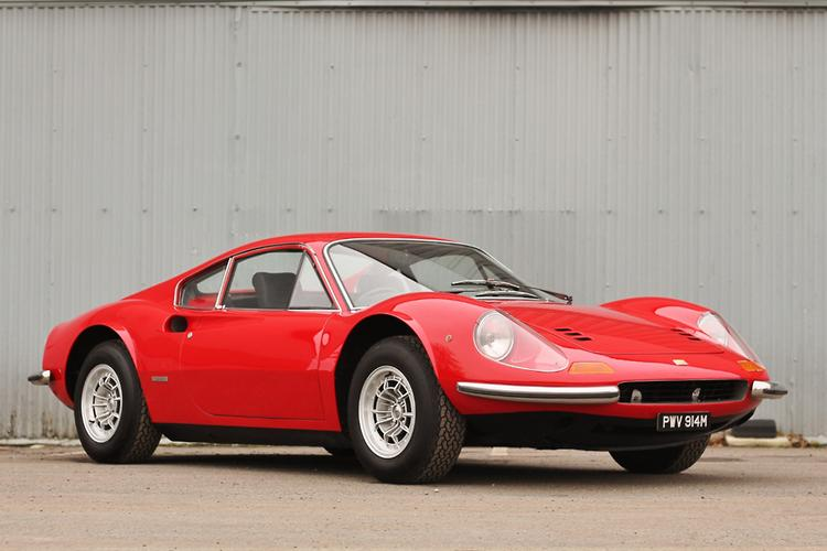 Ferrari Dino Revival Creates Split Views Within The Automaker's Management
