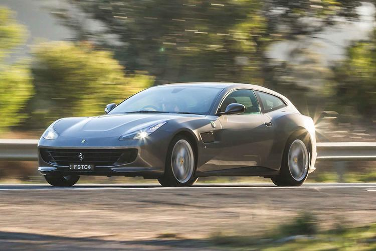 Ferrari Gtc4 Lusso 2017 Review Motoring Com Au