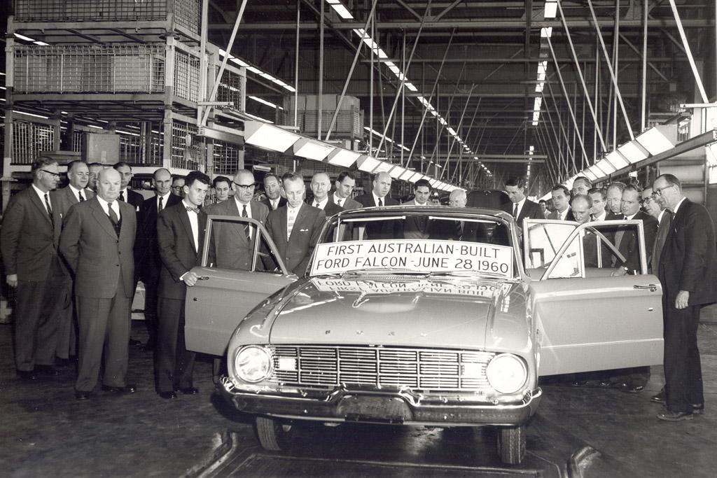 Ford In Australia A Rich History Motoring Com Au