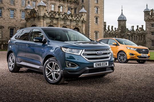 Ford Australia Confirms Edge Suv Motoring Com Au