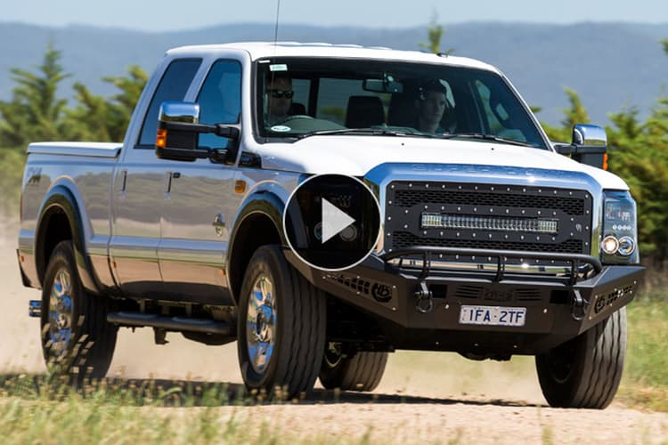 ford f 250 lariat fx4 2015 video review. Black Bedroom Furniture Sets. Home Design Ideas