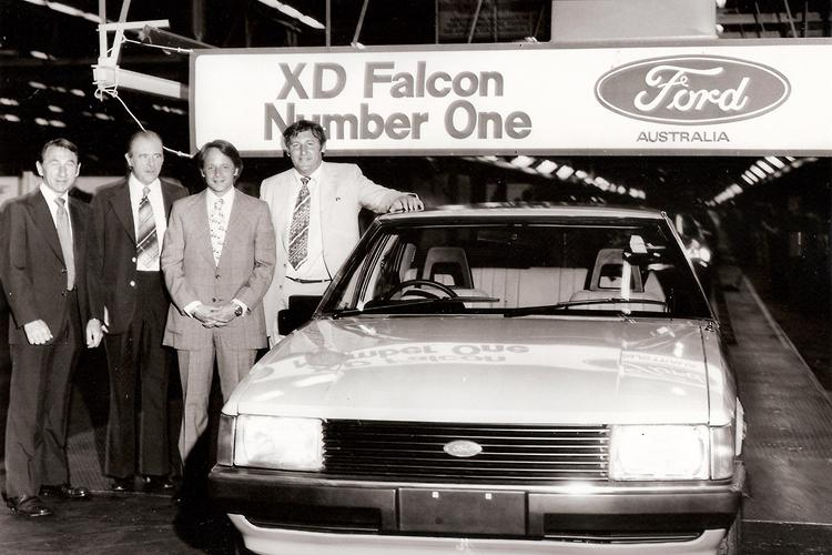 Ford Falcon 1979 XD Falcon Job 1 oi89 trailer wiring diagram bf falcon wiring automotive wiring diagrams mitsubishi qx81 wiring diagram at bayanpartner.co